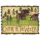 Cabin In The Woods T Shirt