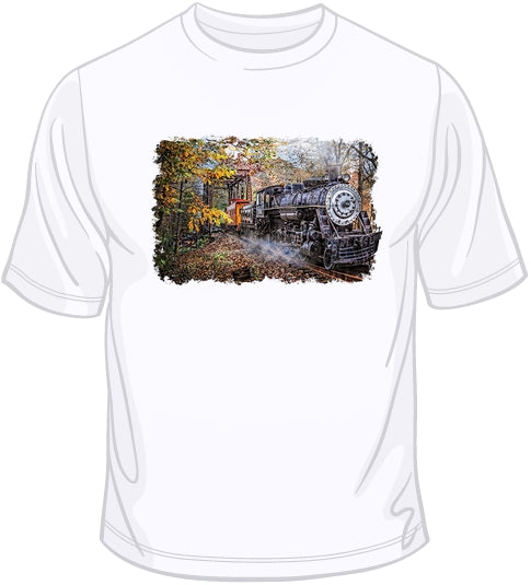 Trains Coming T Shirt