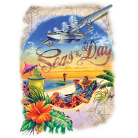 Seas the Day T Shirt