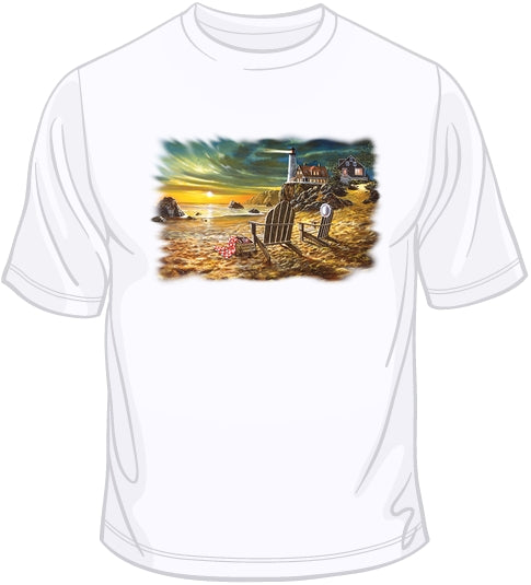 Seaside Rendezvous T Shirt
