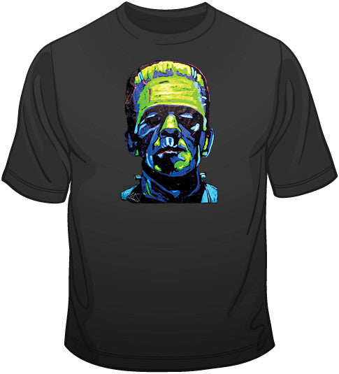 Frankenstein Club 001 T Shirt