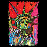 Statue of Liberty Painting  T Shirt