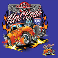 Custom Garage - Hot Rod T Shirt