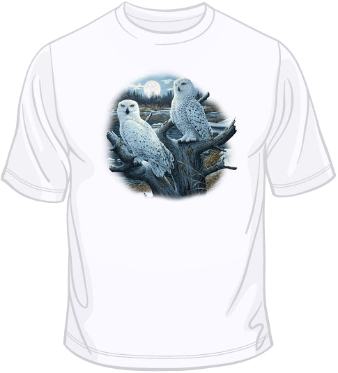 Snowy Owls T Shirt