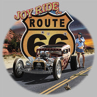 Joy Ride On Route 66 T Shirt
