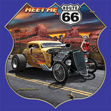Meet Me On Route 66 T Shirt