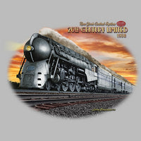 20th Century Limited - Train T Shirt