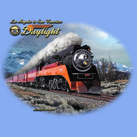 Daylight in Winter - Train T Shirt