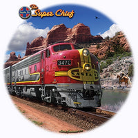 Super Chief - Train T Shirt