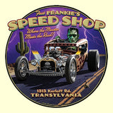 Frankie's Speed Shop T Shirt