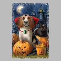 Count Dogula - Halloween T Shirt