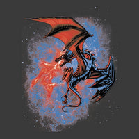 Space Dragon T Shirt