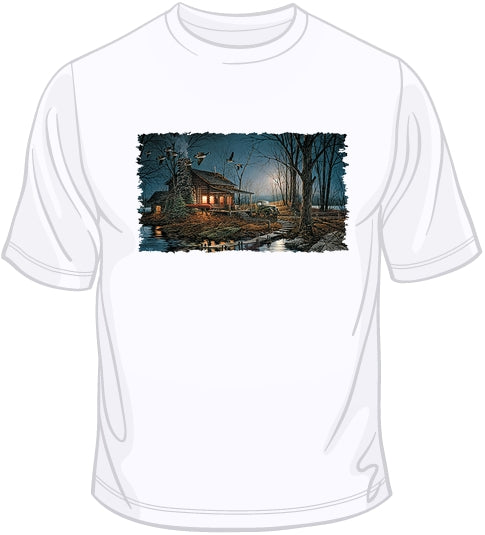 Moonlight Retreat T Shirt