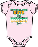 Cute Irish Kid T Shirt