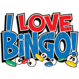 I Love Bingo T Shirt