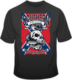 Southern Pride Don't Tread On Me Rebel Flag T Shirt