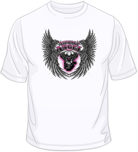 Ashphalt Angel T Shirt