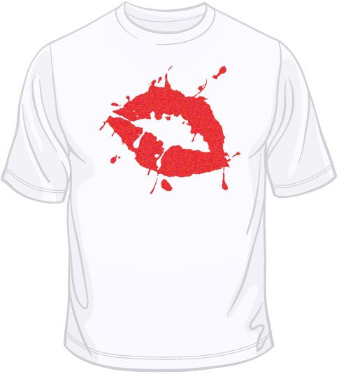 Blood Lips T Shirt
