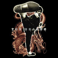 Bruce Lee - The Dragon T Shirt