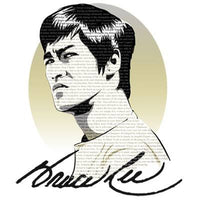 Bruce Lee Type T Shirt