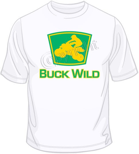 Buckwild ATV T Shirt