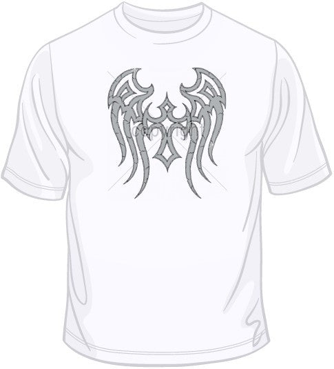 Cross w/ Wings T Shirt
