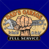 Dad's Garage T Shirt