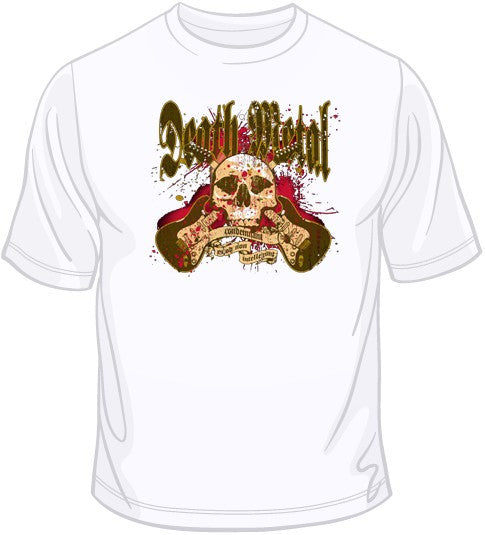 Death Metal T Shirt