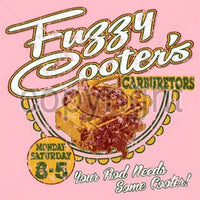 Fuzzy Cooters T Shirt