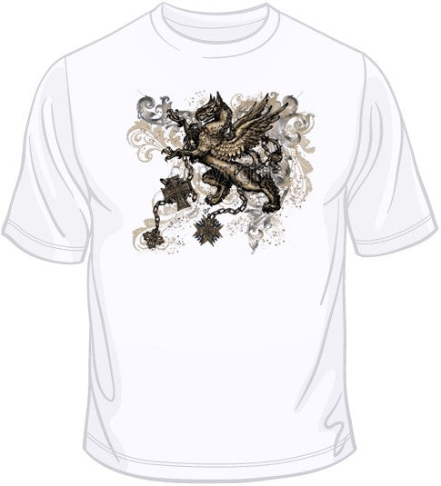 Griffins with Chains T Shirt