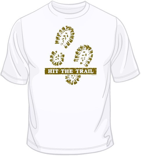 Hit the Trail T Shirt