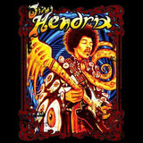 Jimi Hendrix Colorful T Shirt