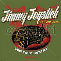 Jimmy Joystick T Shirt