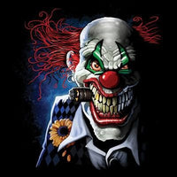 Joker Clown T Shirt