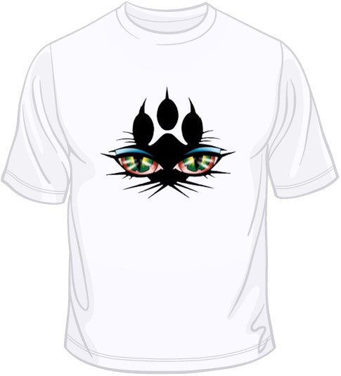 Kitty Eyes #1 T Shirt