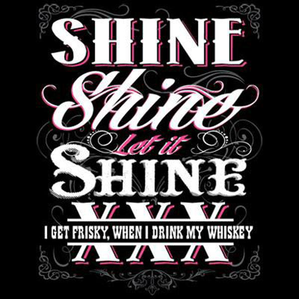 Let it Shine T Shirt