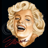 Marilyn Laugh T Shirt