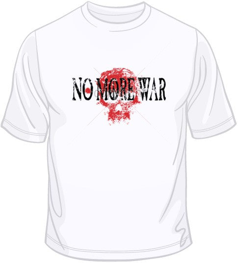 No More War T Shirt