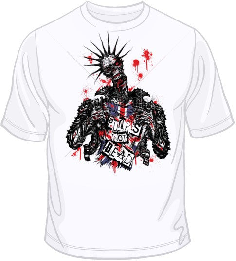 Not Dead Zombies T Shirt
