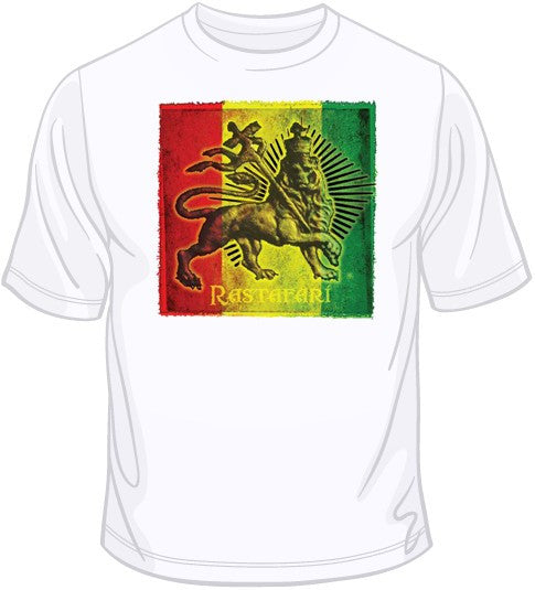Rastafari Lion T Shirt