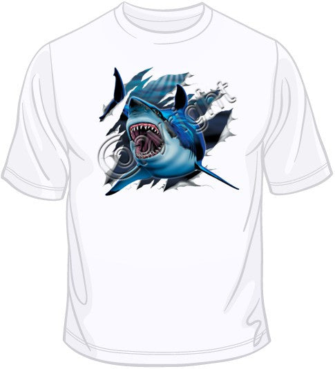 Rip Out - Shark T Shirt