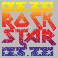 Rock Star T Shirt