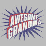 Awesome Grandma T Shirt
