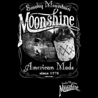 Smoky Mountain Moonshine T Shirt