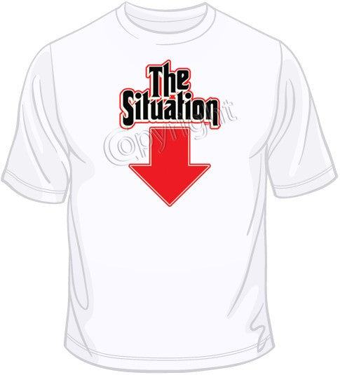 The Situation / Arrow T Shirt