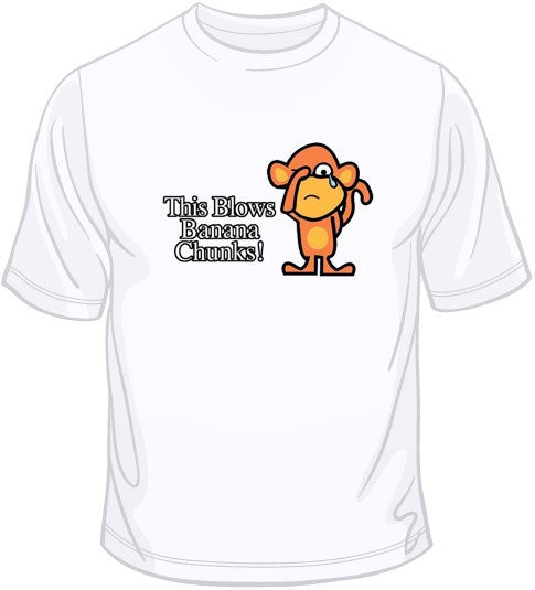 This Blows Banana Chunks T Shirt