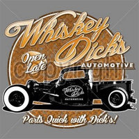 Whiskey Dicks T Shirt
