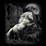 White Horse Wilderness  T Shirt