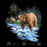 Bear Warrior T Shirt