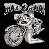 Built To Ride T Shirt